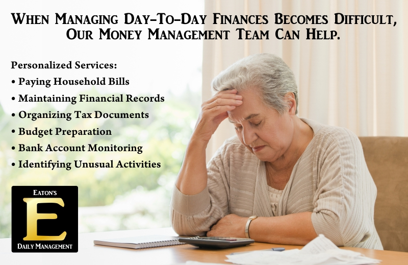 Daily Money Management